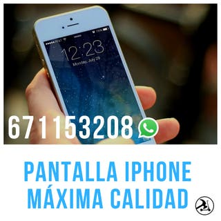 PANTALLA IPHONE NUEVA, 6, 6+, 7, 8, 6S, 6S+