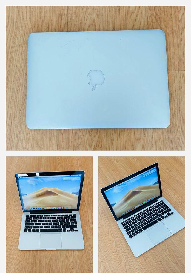 """Macbook pro 13"""" retina ssd 128gb flash"""