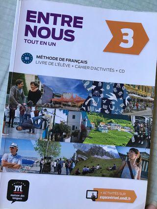 Libro francés 1 bachiller