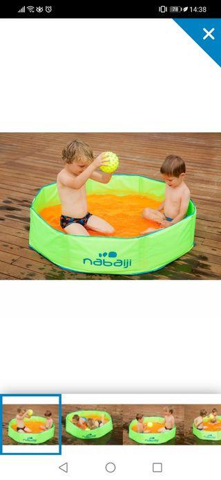 piscina portátil niños
