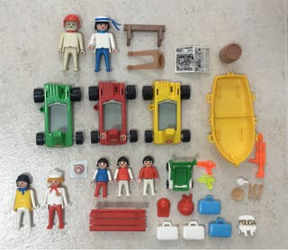 Pack Playmobil y Famobil