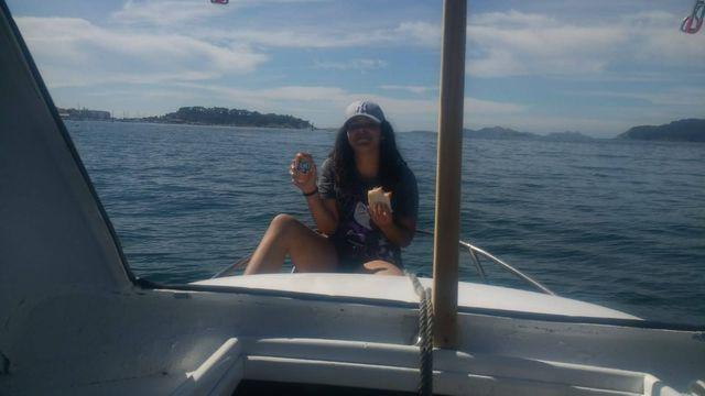 Embarcación Titulin Fueraborda