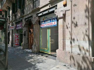 Local comercial en alquiler en L'Antiga Esquerra de l'Eixample en Barcelona