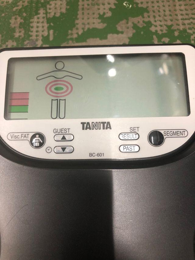 Báscula Tanita BC-601