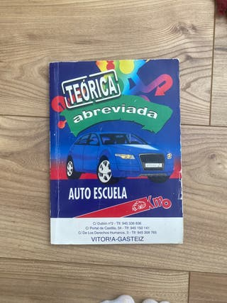 Libro Autoescuela KM0 Teórica abreviada