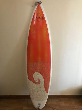 Tabla de surf epoxy