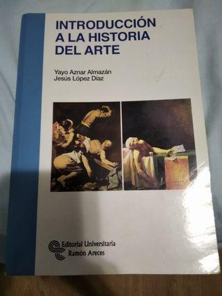 libro de acceso de historia del arte UNED