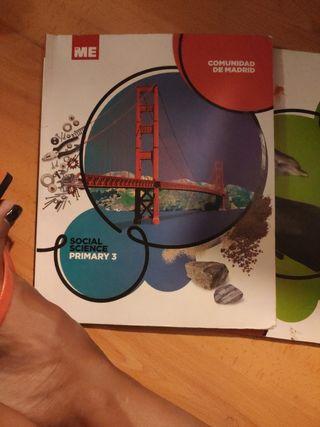 libro de social science tercero primaria