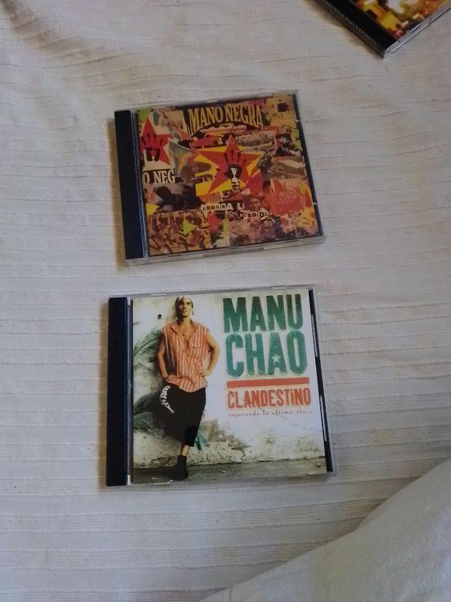 2 CD Manu Chao