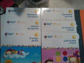 libros colegio colorín. Nubaris