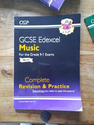 Music GCSE book