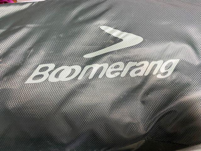Tienda boomerang 9 plazas