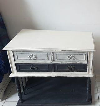 Mueble auxiliar comoda tocador escritorio