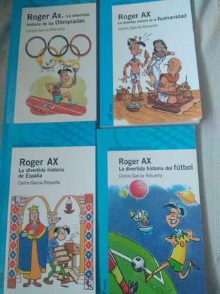 Lote libros literatura juvenil. Alfaguara. Nuevos