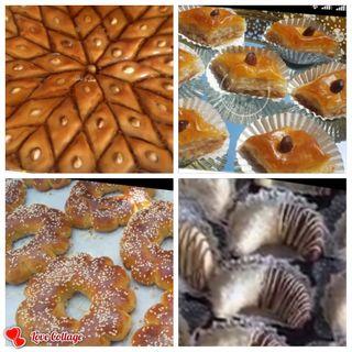 gâteaux et cupcakes
