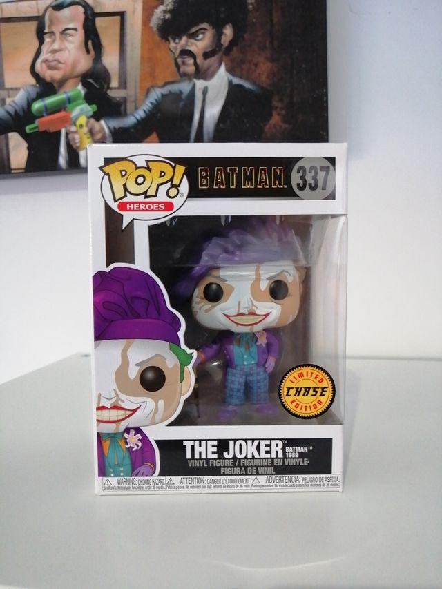Funko pop Joker Chase