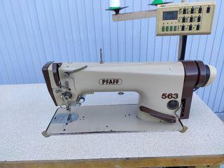 Maquina de coser PFAFF 563 industrial