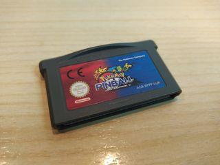 Pokemon Pinball. Gameboy Advance