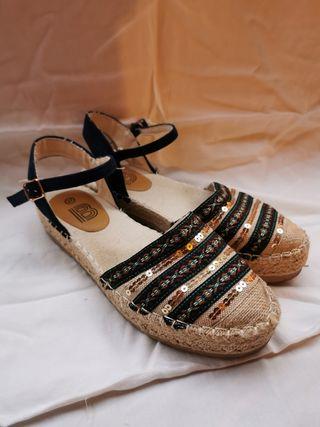 Alpargatas Mujer, zapatos cómodos