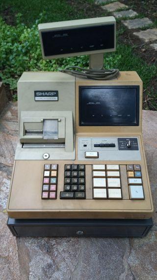 caja registradora sharp ER 2908
