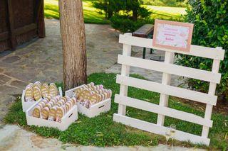 Cuelga tacones y cajas para alpargatas