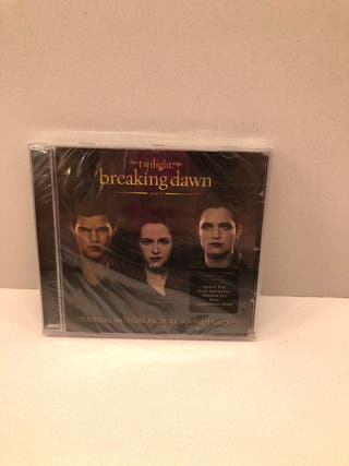 CD The twilight saga: Breaking dawn