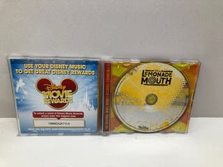 CD banda sonora Lemonade Mouth (Disney)