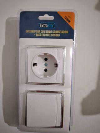 interruptor con doble conmutación