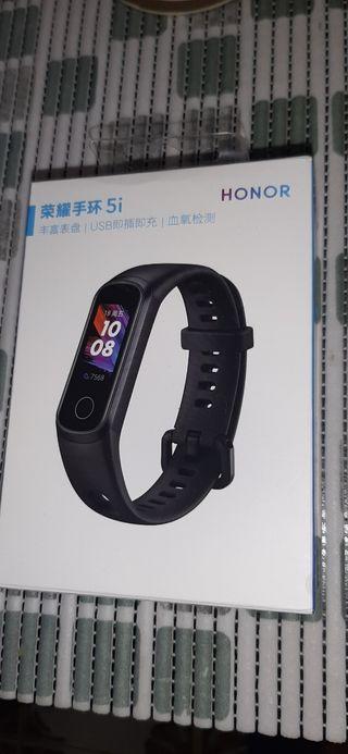 reloj pulsera actividad Huawei honor band 5i