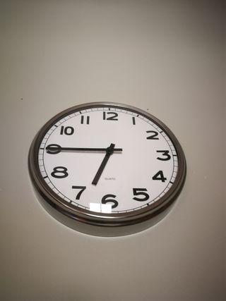 relojes pared IKEA