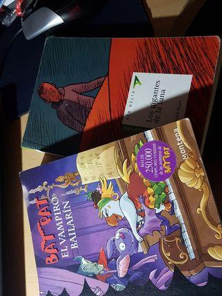 Libros de lectura a partir de 7 años