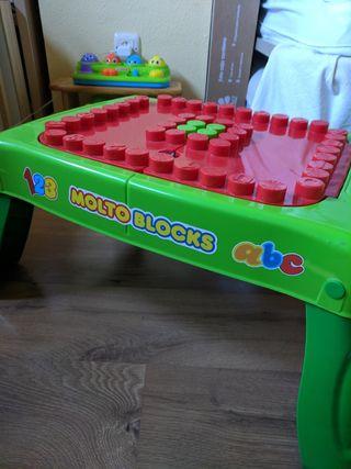 mesa molto blocks