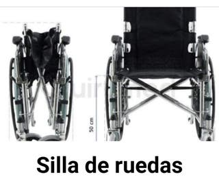 Silla plegable Ortopédica