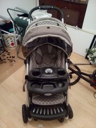 buggy push chair pram