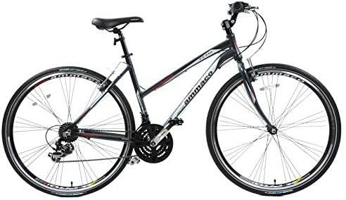 AMMACO CS250 LADIES ALLOY SPORTS HYBRID URBAN TREK