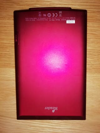 Sony Reader Prs-t2 + funda de piel