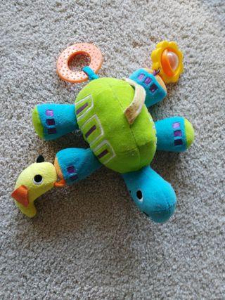 juguete musical colgante bebé