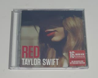 TAYLOR SWIFT / CD / RED