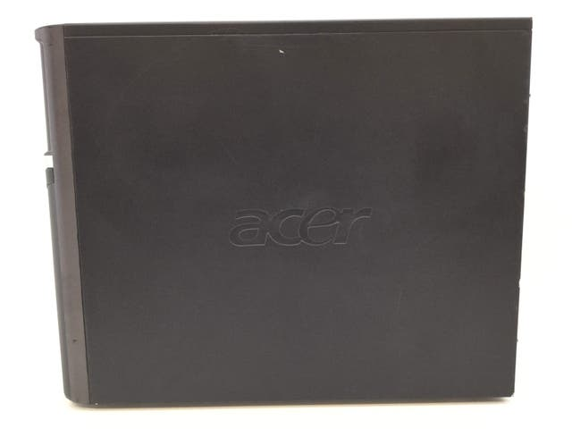 Pc Acer G31m-Es2l Core 2 Quad 3gb Ram 128gb Ssd Dv