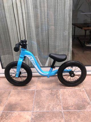 Bicicleta sin pedales Push