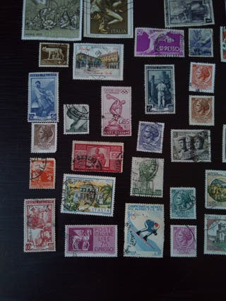lote sellos Italia