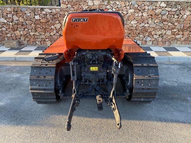 Tractor Fiat 605C muy buen estado