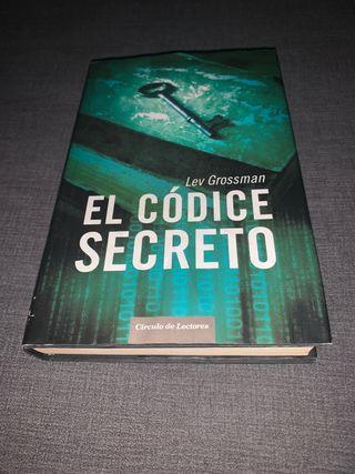 Lev Grossman. El códice secreto.