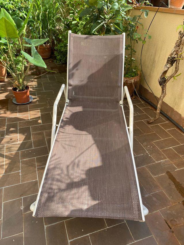 Tumbona de Jardín reclinable