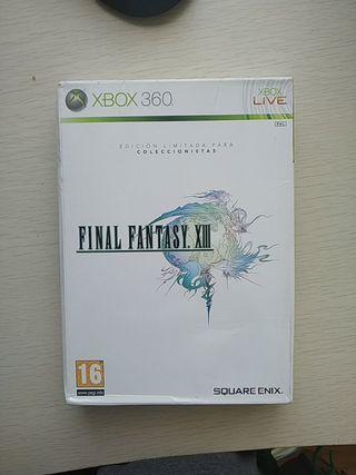 Final Fantasy XIII Edición limitada Xbox360