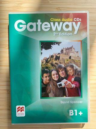 Libros de texto - Inglés - Macmillan Gateway B1+