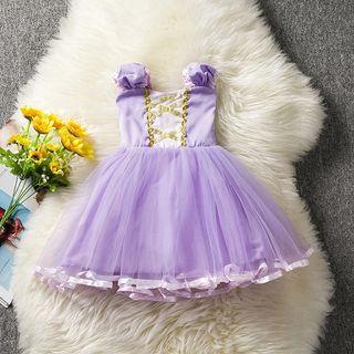 vestido disfraz princesa niña bebé nuevo