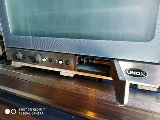 unox horno industrial a gas butano