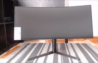 Monitor Pantalla Ordenador Curvo LG 34GK950F