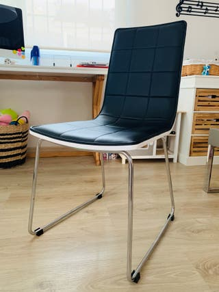 Vendo 6 preciosas sillas diseño en perfecto estado